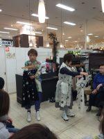 2016.3.25 コーディネート提案会 in緑井カリス店