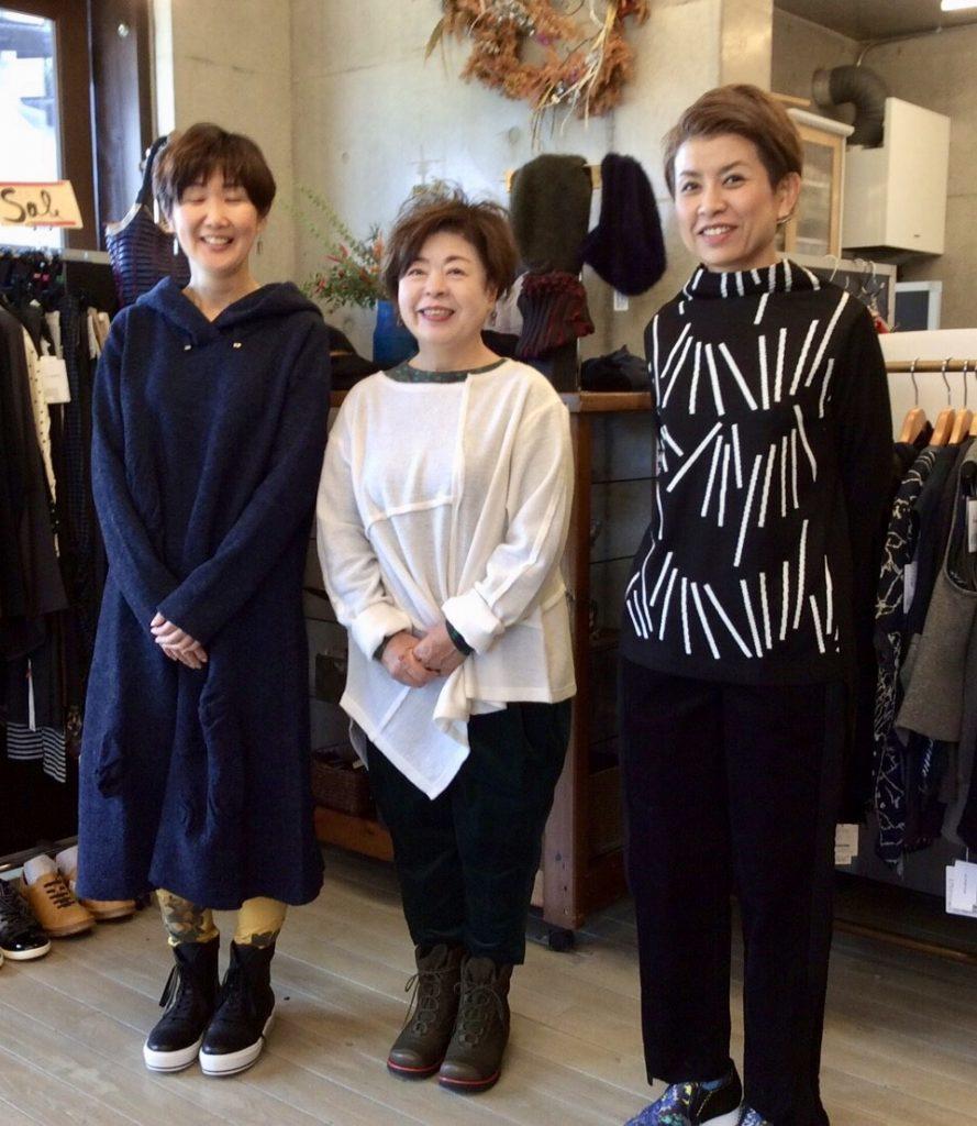 コーディネート提案会inトリトラ(10/27)