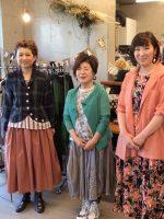 2019.5 コーディネート提案会① 「スカートスタイル」