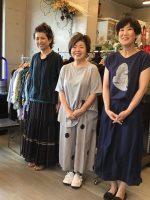 コーディネート提案会inトリトラ① 2019.6