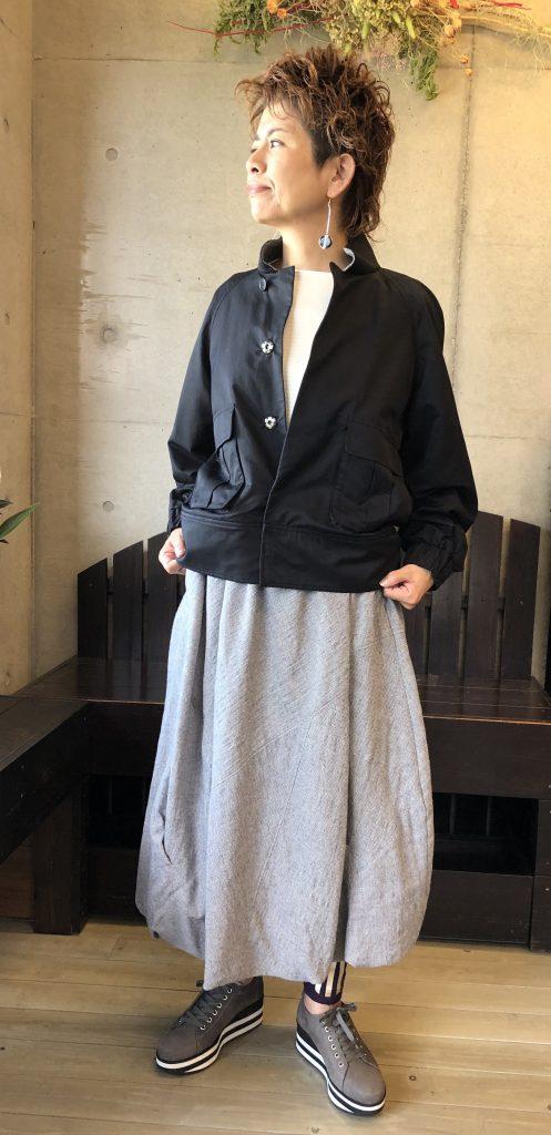 コーディネート提案会inトリトラ 2019.9③すっきり編