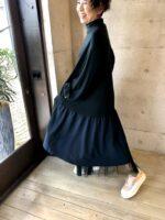 オーガンジースカートは秋にも使ってほしい!